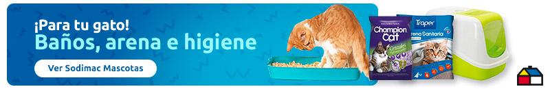 Sodimac Mascotas higiene y baño