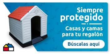 Casas para perros y otras mascotas