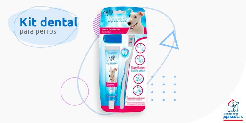 kit dental para perros mascotas Sodimac