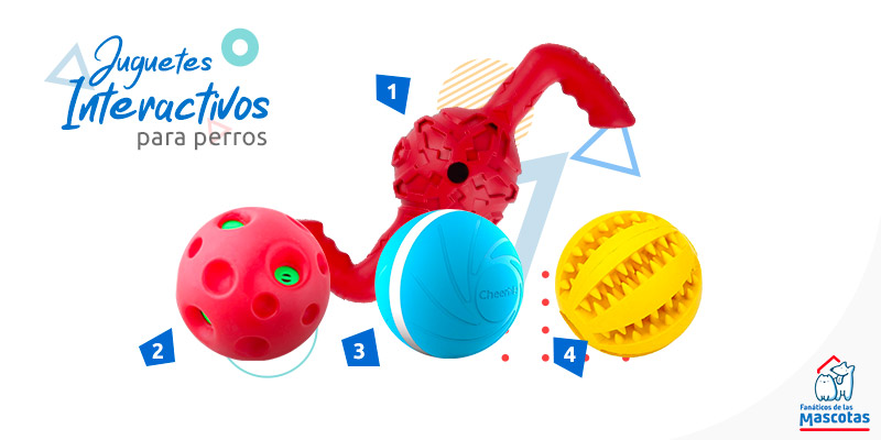 juguetes para mascota